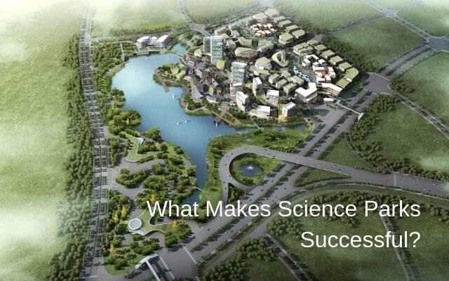 What Makes Science Parks Successful?