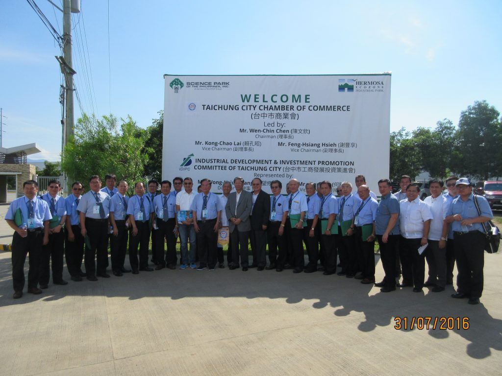 SPPI Welcomes Taichung Delegation at HEIP