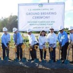 First Ground Breaking at LISP IV