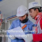 What Is the Difference between Light and Heavy Industry?