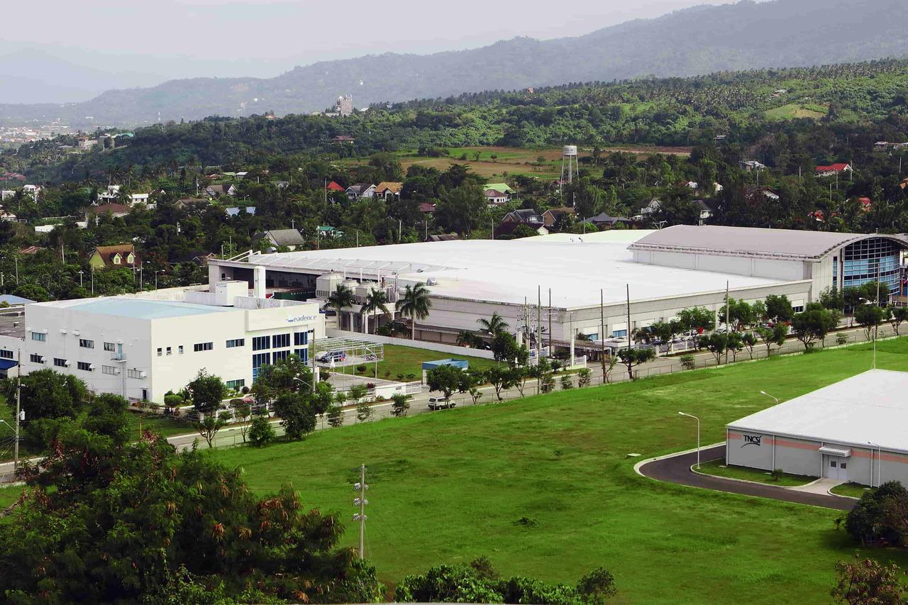 Industrial Park complex