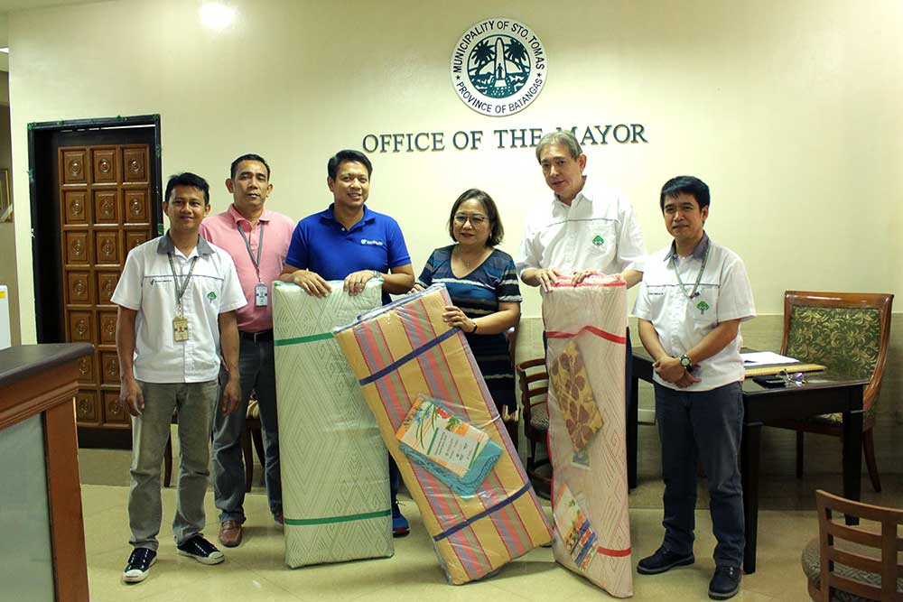 Science Park of the Philippines and Pueblo de Oro organize donation drives for Taal victims