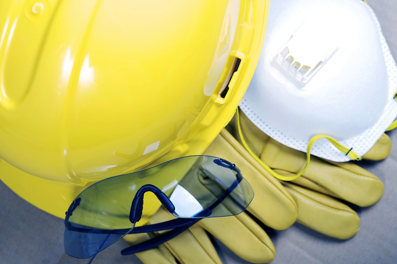 Protective equipment for factory workers