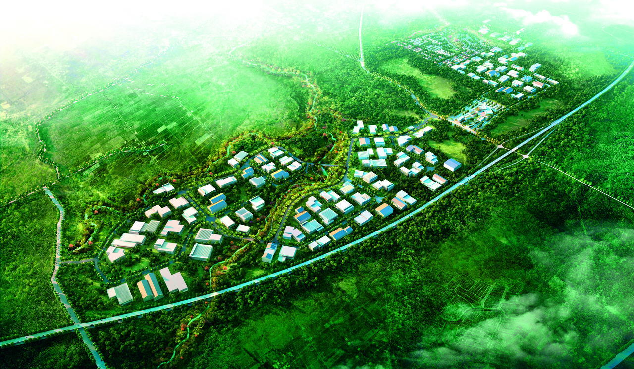 The Future of Industrial Parks Post-Pandemic