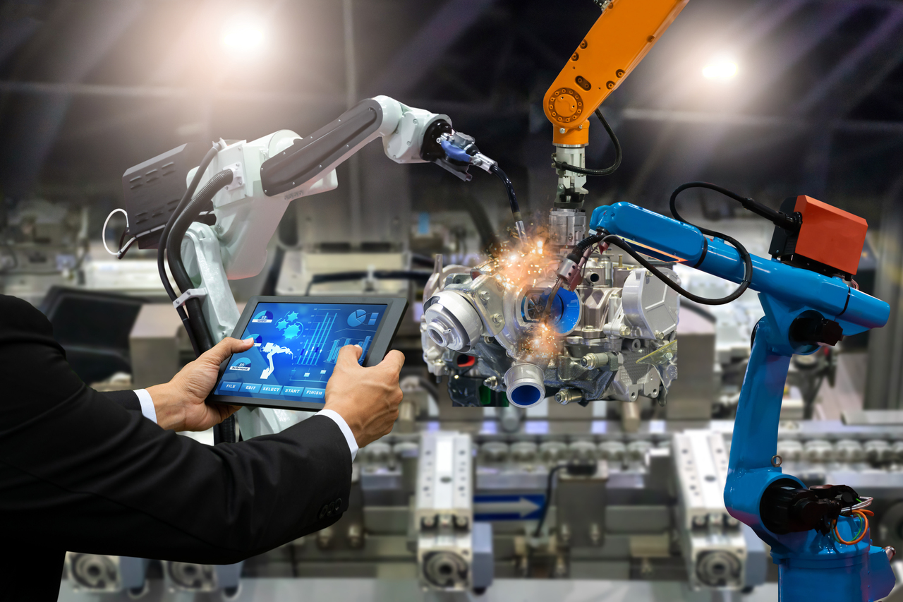 How Automation Can Benefit Employees and Industrial Parks