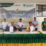 LISP I Locators' Association, Inc. donates two ICU stations  to Cabuyao City Hospital