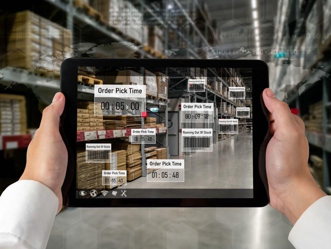Smart warehouse management system