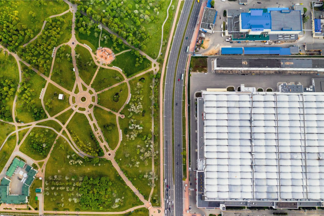 How Your Business Can Build Sustainability From Industrial Park