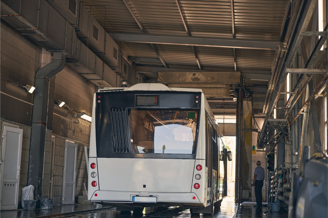 Availability of employee transportation